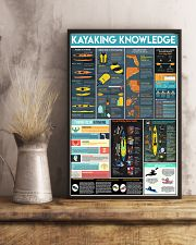 KAYAKING KNOWLEDGE 24x36 Poster lifestyle-poster-3