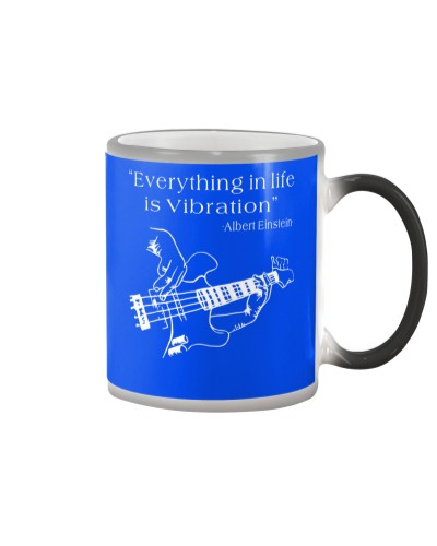 Everything in life is Vibration