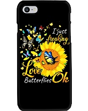 Love Butterfly OK Phone Case thumbnail