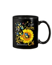 Love Butterfly OK Mug thumbnail