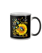 Love Butterfly OK Color Changing Mug thumbnail