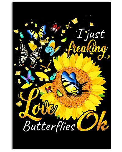 Love Butterfly OK