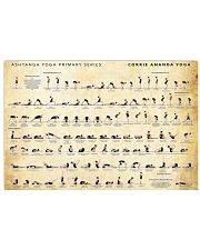 Yoga  17x11 Poster front