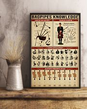 Bagpipes Knowledge 11x17 Poster lifestyle-poster-3