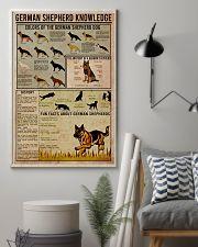 GERMAN SHEPHERD 11x17 Poster lifestyle-poster-1