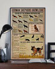 GERMAN SHEPHERD 11x17 Poster lifestyle-poster-2