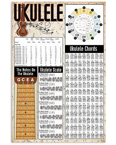 UKULELE Chart