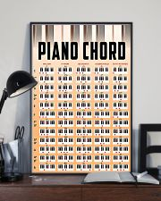 Piano Chord 11x17 Poster lifestyle-poster-2