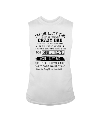 I'm The Lucky One - Crazy Dad