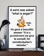 What is anger 11x17 Poster lifestyle-poster-2