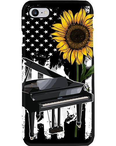 Piano Flower