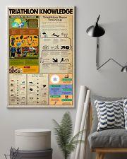 TRIATHLON KNOWLEDGE  24x36 Poster lifestyle-poster-1