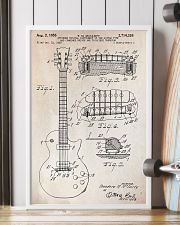 Guitar  11x17 Poster lifestyle-poster-4