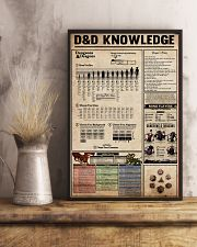 Dungeons - Dragons Knowledge 11x17 Poster lifestyle-poster-3