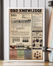 Dungeons - Dragons Knowledge 11x17 Poster lifestyle-poster-4