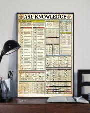ASL Knowledge 11x17 Poster lifestyle-poster-2