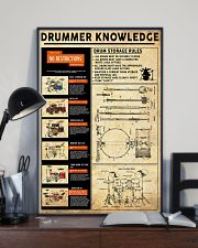 Drums Knowledge 11x17 Poster lifestyle-poster-2
