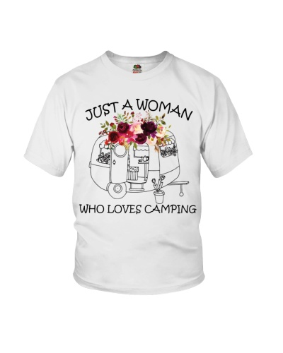 Just A Woman Who Loves Camping
