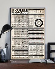 UKULELE KNOWLEDGE  24x36 Poster lifestyle-poster-2
