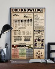 Dungeons - Dragons Knowledge  11x17 Poster lifestyle-poster-2