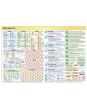 Basic Japanese Knowledge  17x11 Poster front