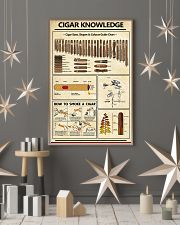 Cigar Knowledge 24x36 Poster lifestyle-holiday-poster-1