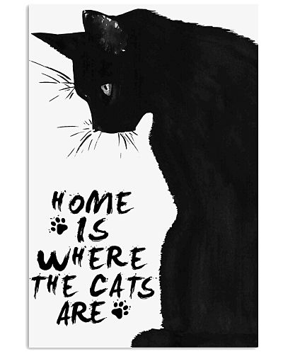 Home Is Where The Cats
