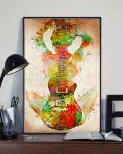Guitar  11x17 Poster lifestyle-poster-2