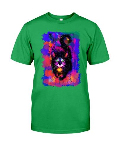 Water-colour Cat