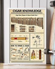 Cigar Knowledge 11x17 Poster lifestyle-poster-4