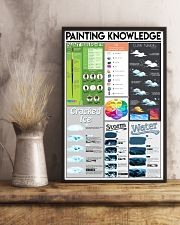 PAINTING KNOWLEDGE 24x36 Poster lifestyle-poster-3