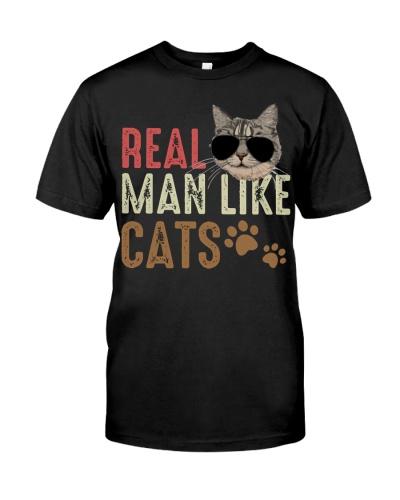 Real Man Like Cats