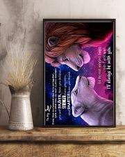 To My Love 24x36 Poster lifestyle-poster-3