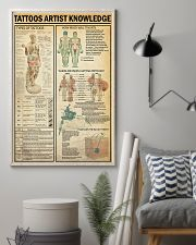 TATTOO KNOWLEDGE  24x36 Poster lifestyle-poster-1