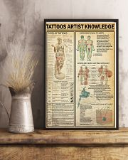 TATTOO KNOWLEDGE  24x36 Poster lifestyle-poster-3