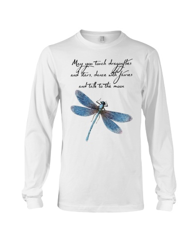 May You Touch Dragonfly