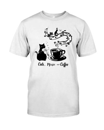 Cats music Coffee