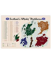 Scoland's Whiskey 36x24 Poster front