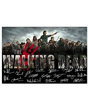LIMITED EDITION 17x11 Poster front