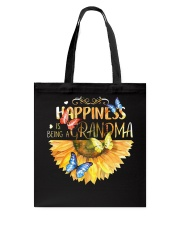 Happiness Is Being A Grandma Tote Bag thumbnail