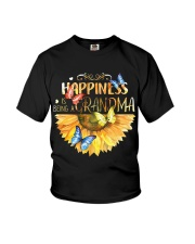 Happiness Is Being A Grandma Youth T-Shirt thumbnail
