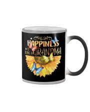 Happiness Is Being A Grandma Color Changing Mug thumbnail