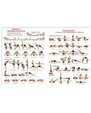 Ashtanga Yoga Italia  17x11 Poster front