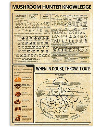 Mushroom Hunter Knowledge