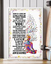 Today is a good day 11x17 Poster lifestyle-poster-4