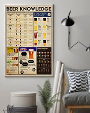 BEER KNOWLEDGE  24x36 Poster lifestyle-poster-1