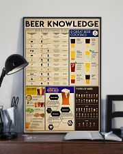 BEER KNOWLEDGE  24x36 Poster lifestyle-poster-2