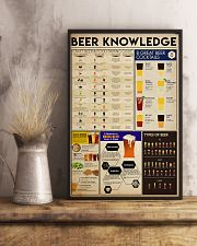 BEER KNOWLEDGE  24x36 Poster lifestyle-poster-3