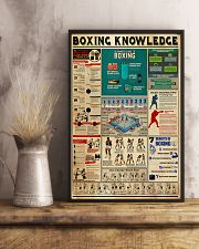 BOXING KNOWLEDGE 24x36 Poster lifestyle-poster-3