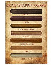 Cigar Wrapper Colors 11x17 Poster front